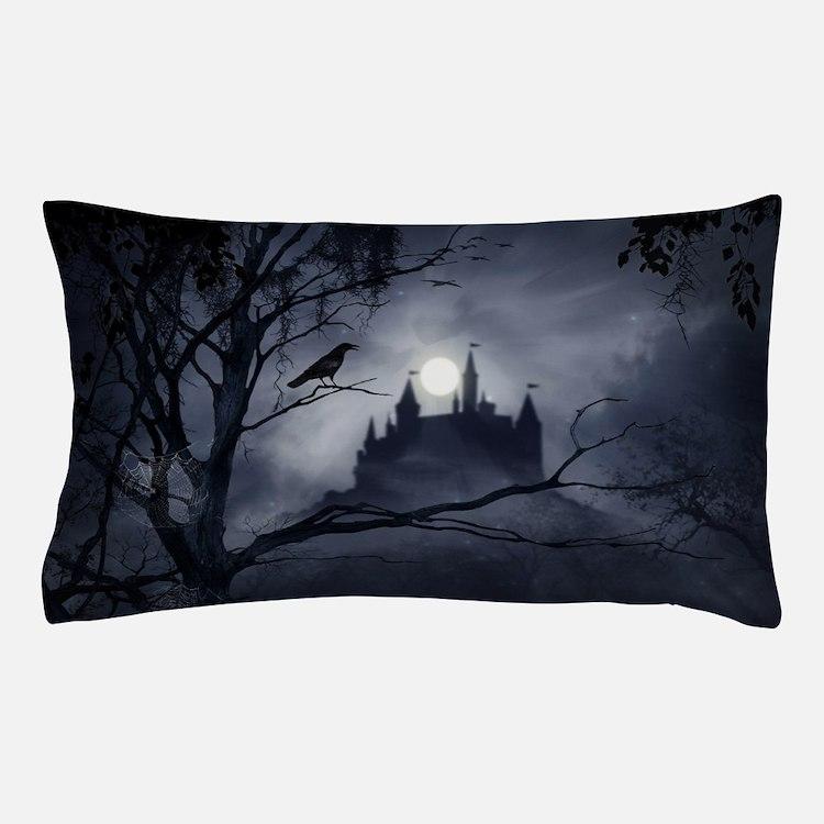 Gothic Night Fantasy Pillow Case