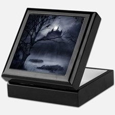 Gothic Night Fantasy Keepsake Box