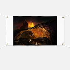 Gothic Dragon Attack Banner