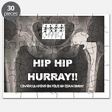 Unique Hip replacement Puzzle