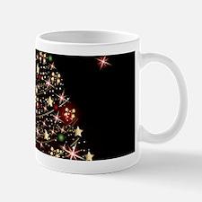 Christmas Tree And Wishes Mugs