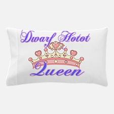 Dwarf Hotot Queen Pillow Case