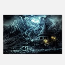 Gothic Landscape Postcards (Package of 8)