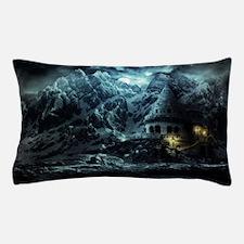Gothic Landscape Pillow Case