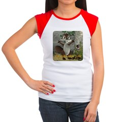 Nickie - Women's Cap Sleeve T-Shirt