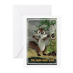 Nickie - Greeting Cards (Pk of 10) 5x7
