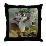 Nickie - Throw Pillow