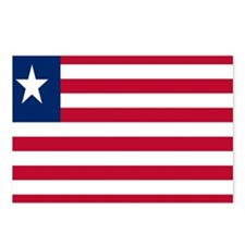 Liberia Postcards (Package of 8)