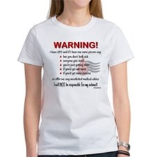 Warning! I have APS Tee