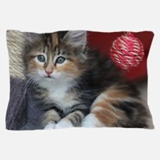 COMFY KITTY Pillow Case
