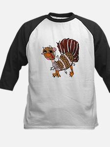 Zombie Turkey Baseball Jersey