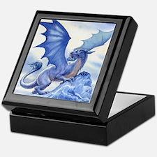 Ice Dragon Keepsake Box