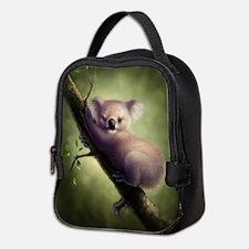 Cute Koala Bear Neoprene Lunch Bag