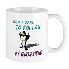 Angry Penguin Mugs