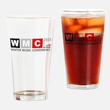 WMC 2015 Winter Music Conference Drinking Glass
