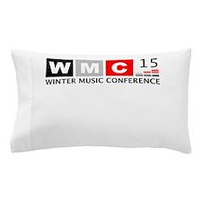 WMC 2015 Winter Music Conference Pillow Case