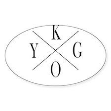 KYGO Decal
