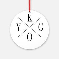 KYGO Round Ornament