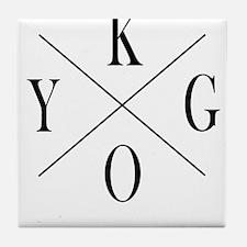 KYGO Tile Coaster