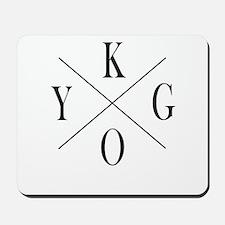 KYGO Mousepad