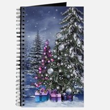 Christmas Landscape Journal