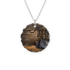 Medieval Weaponry Necklace