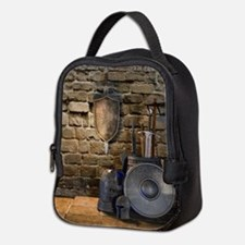 Medieval Weaponry Neoprene Lunch Bag