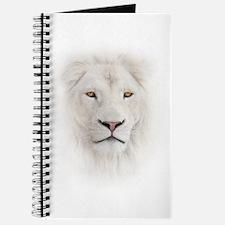 White Lion Head Journal