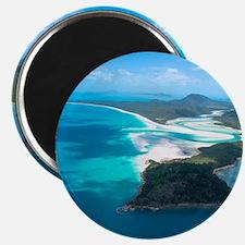 WHITEHAVEN BEACH 2 Magnet