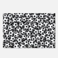 Soccer Balls Postcards (Package of 8)