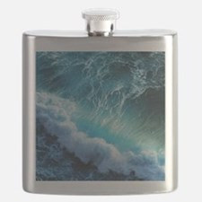 STORM WAVES Flask