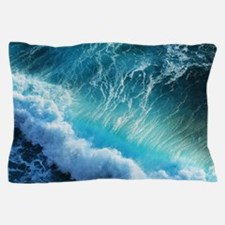 STORM WAVES Pillow Case