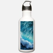 STORM WAVES Water Bottle