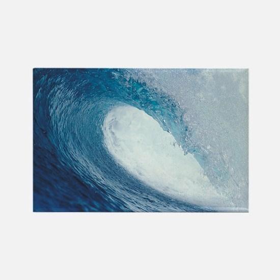 OCEAN WAVE 2 Rectangle Magnet