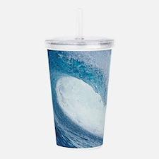 OCEAN WAVE 2 Acrylic Double-wall Tumbler