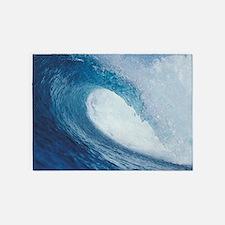 OCEAN WAVE 2 5'x7'Area Rug