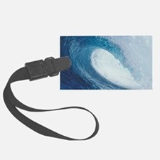 OCEAN WAVE 2 Luggage Tag