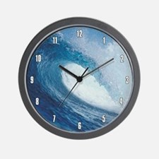 OCEAN WAVE 2 Wall Clock