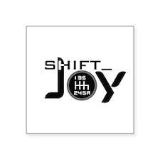 """Shift Square Sticker 3"""" x 3"""""""