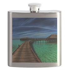 MALDIVES 2 Flask