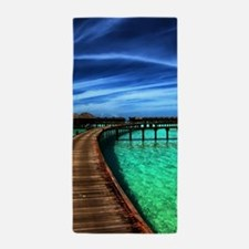 MALDIVES 2 Beach Towel