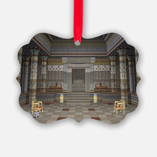 Ancient Egyptian Hall Ornament