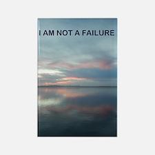 I Am Not A Failure Magnets