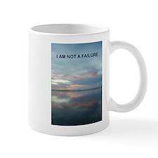 I Am Not A Failure Mugs