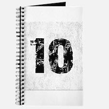 TEN BLACK Journal