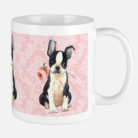 Cute Boston terrier lover Mug