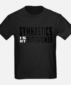 Cute Girls gymnastics T