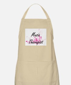 Music Therapist Artistic Job Design with Flo Apron