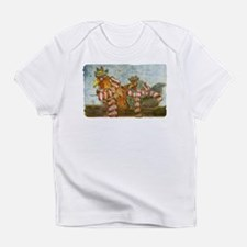 Winter Chickens Infant T-Shirt