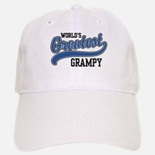 World's Greatest Grampy Baseball Baseball Cap